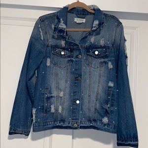 C.I SONO DENIM COLLECTION JEANS JACKET